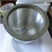 11V2  resin diamond grinding wheel  diamond flaring cup wheel  for carbide flat-surface grinding