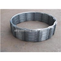 SS430 stainless steel razor wire direct factory