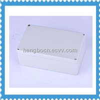 Waterproof electrical outlet box size