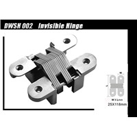 Invisible Hinge Stainless Steel DWSH002 180degree Opening