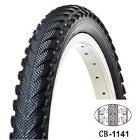 bicycle tyre, motorbike tyre