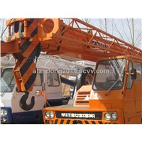 used heavy construction machinery crane for sale