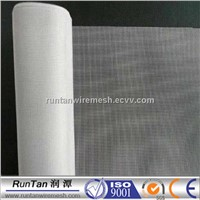 teflon ultrasonic sieve/ptfe knitted wire mesh for filters