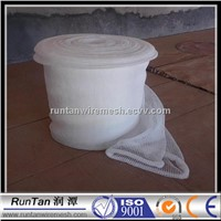 high quality ptfe filter plastic mesh with fabric