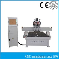 Multi Workstage Woodworking CNC Router Machine