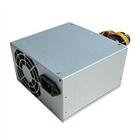 PC power supply, 200W desktop, 24-pin ATX 110V with 12cm fans