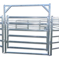 Portable 12 Foot Galvanised Cheap Cattle Panels for Sale