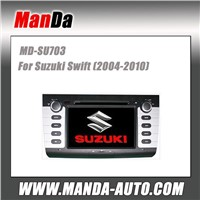 double din car radio for Suzuki Swift (2004-2010) in-dash dvd car multimedia system auto parts