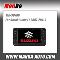 hd touch screen dvd car audio for Suzuki Jimny in-dash gps car multimedia system auto stereos