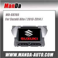 hd touch screen gps car multimedia for Suzuki Alto in-dash dvd car multimedia system auto parts