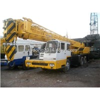 25Ton TADANO used truck cranes for sale