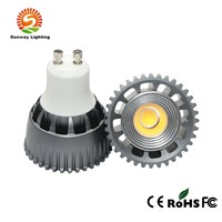LED bulb cob spotlight 3W/5W MR16 AC85-265V
