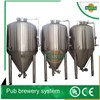 4bbl cooling jacket fermenters beer brewery machine with CE & UL