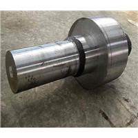 1500 - 4000 mm 40CrMnMo / 30CrNiMo Gear Forged Steel Shafts For Shipping Machinery
