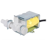 3 Way Normal Close Mini Solenoid Air Valve