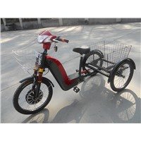Electric Trishaw with 48V/12ah Battery