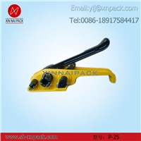 Strapping Tool for Plastic Strap with Seals (P-25)