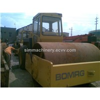 Used Bomag BW217 Road roller original germany roller in china