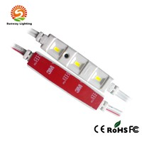 3SMD LED Module Light DC12V Waterproof LED Module Light Samsung chip