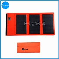 25W  monocrystal  folding solar laptop charger