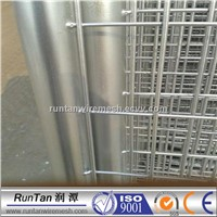 welded mesh temporary fence