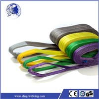 CE&GS Approved High tenacity webbing sling