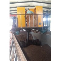 Sewage Sludge China Compost Turner Machine