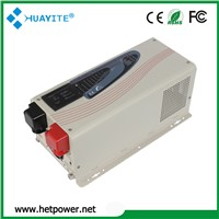 2kw low frequency pure sine wave power inverter for pump/home appliance
