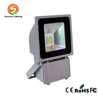 2014 High brightness outdoor leds 100W LED flood light CE RoHS Approved led flood lamp