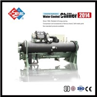 Centrifugal type water cooled chiller