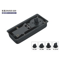 Dugo-220 High Quality Floor Spring  Floor Hinge Door Adjustment