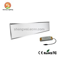 Customed 200*1200mm led panel light 18W/36W LED indoor ceiling light led panel