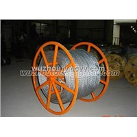 Non-rotating steel wire rope,hoisting wire rope