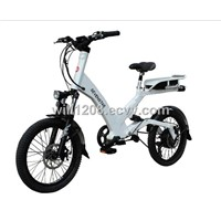 "36V 250W 8fun motor 20"" electric bike with CE and TUV"
