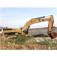 Used excavator 349D Caterpillar for sale