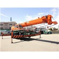 Tadano GR250N Rough terrain crane in japan best price for sale
