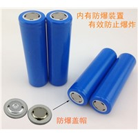 18650 Power Battery 2000mAh Cylindric Battery for Electric Tools