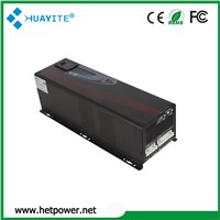 DC 12v/24v/48v to 110V/220V AC solar pure sine wave off grid inverter
