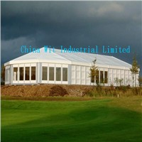 Fit for outdoor aluminum cheap party tents for sale