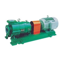 PFA lined magnetic pump for sulfuric acid