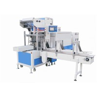 ST6030AF Automatic Beer Cans Wrapping and Shrinking Machine