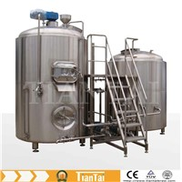 micro brewery equipment 7bbl/5bbl