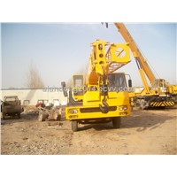 used construction mobile crane 25T tadano