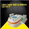 2014 fast fat reduction Diode lipo laser aesthetics cellulite reduction