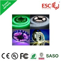 5050 rgb waterproof 12v Epistar Chip SMD flexible Led Strip light
