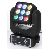 9*12w rgbw 4in1 Matrix LED Moving Head Light