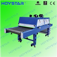 High quality tunnel infrared dryer machine for t-shirts