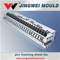 PVC Crust foam sheet die