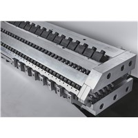 PC/PE/PP Hollow Grid Sheet Extrusion mould