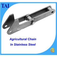 Special Stainless Steel Agriculture Transmission Chain (CA550)
